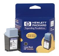 HP 51629A (HP 29) - Black Cartridge