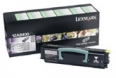 Lexmark 12A8400 Toner Cartridge - Black