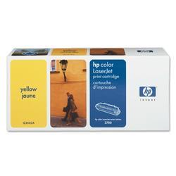 Hewlett Packard Q2682A Toner Cartridge-Yellow